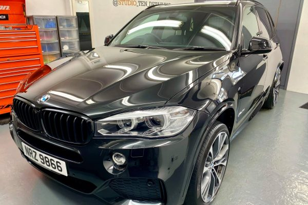 Studio Ten BMW X5front